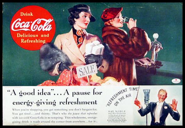 Изображение 13. Coca-cola – История бренда, история рекламы.. Изображение № 13.