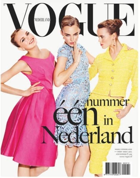 40 обложек с вещами из коллекции Louis Vuitton SS 2012. Изображение № 40.