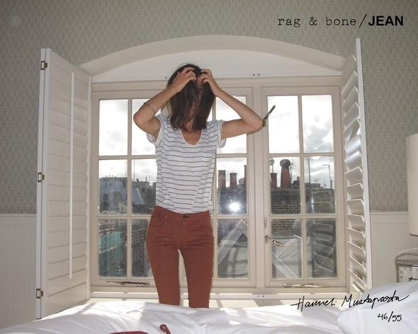 Кампания: Ханнели Мустапарта для Rag & Bone. Изображение № 27.