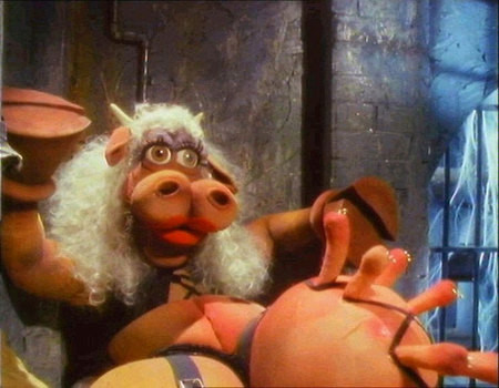 B-Movies: «Meet The Feebles». Изображение № 6.