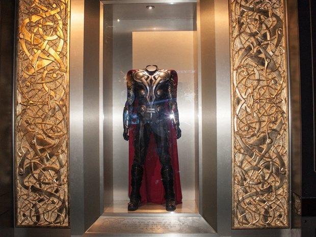 Опубликованы фото с интерактивной выставки «Мстителей». Изображение № 13.