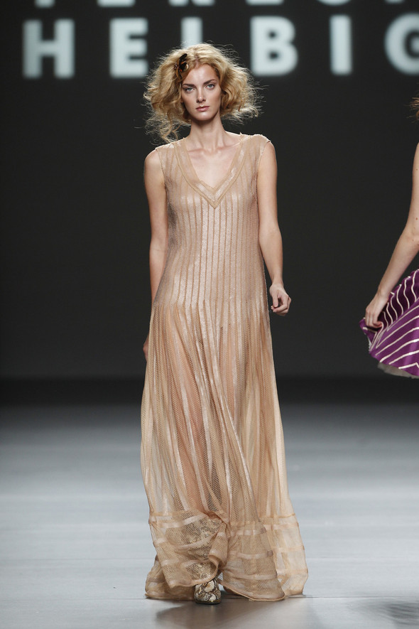 Madrid Fashion Week SS 2012: Teresa Helbig. Изображение № 25.