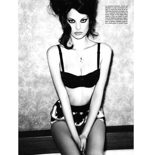 5 новых съемок: Dossier, Elle, V и Vogue. Изображение № 47.