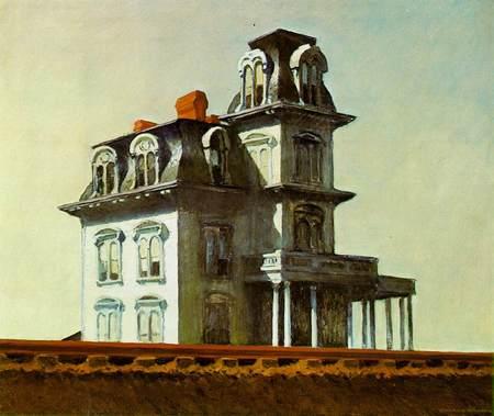 Эдвард Хоппер – поэт пустых пространств. Изображение № 16.