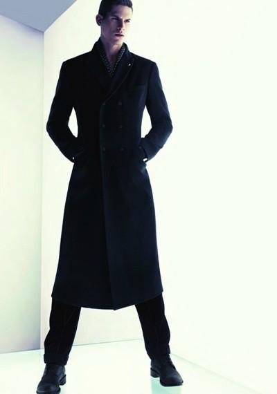 Кампания: Giorgio Armani FW 2011 Menswear. Изображение № 8.