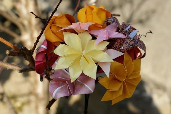 Любовь к бумаге или 1001 оригами. Изображение № 6.
