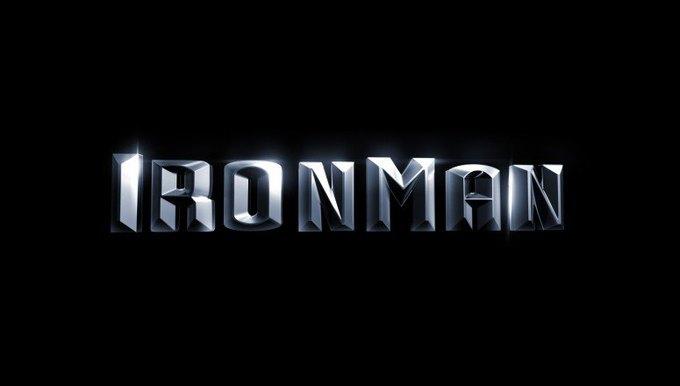 Художник показал варианты логотипа «Железного человека» . Изображение № 9.