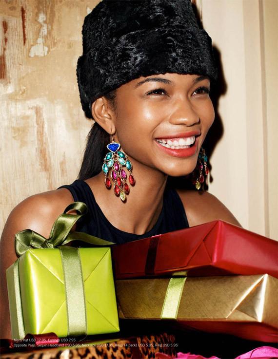 Сорока-воровка: лукбук новогодних украшений H&M. Изображение № 4.