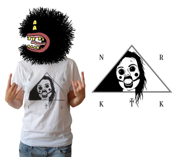 FLAKONKISHOCHKI NEW T-SHIRTS. Изображение № 4.