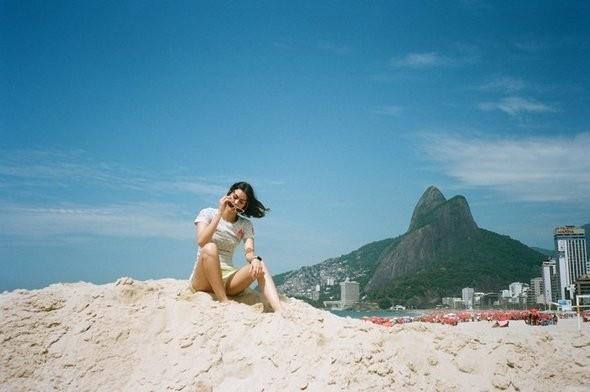 Изображение 11. Спортивные силуэты Рио-де-Жанейро.. Изображение № 3.