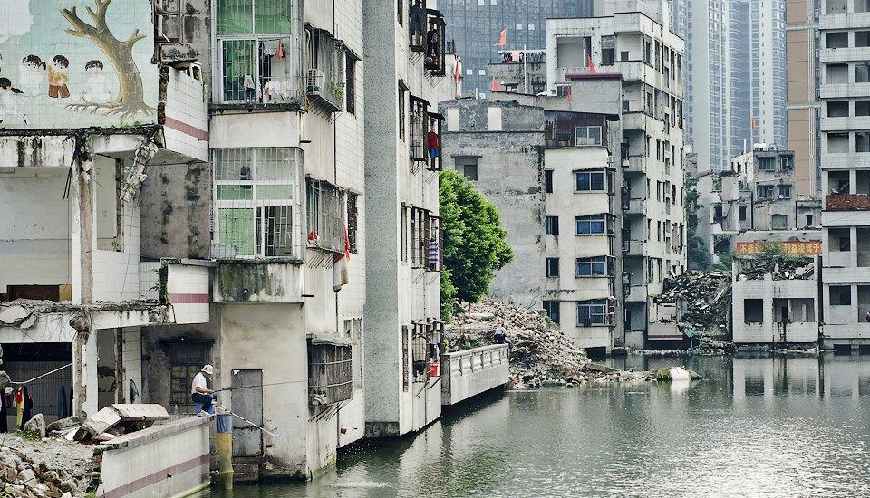 Галерея: где живут самые упрямые люди Китая. Изображение №8.