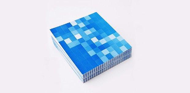 Глитч-мебель: красивые компьютерные ошибки в интерьере. Изображение № 24.