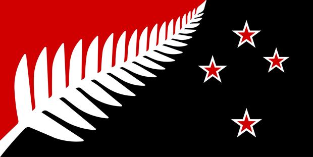 Новая Зеландия показала 40вариантов нового флага. Изображение № 23.