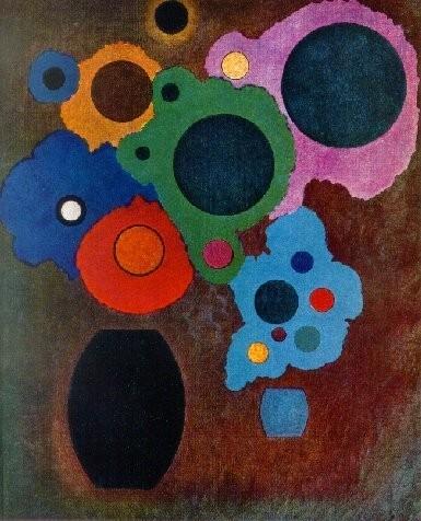 Коллекция работ В.В. Кандинского. Изображение № 56.