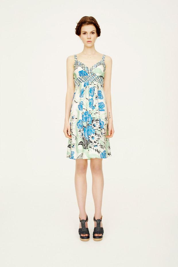 Collette by Collette Dinnigan. Resort 2013. Изображение № 19.