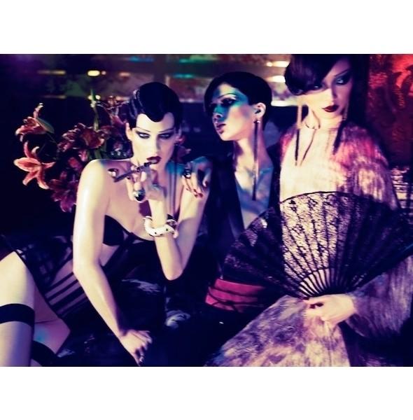 Изображение 22. Съемки: i-D, Interview, POP и Vogue.. Изображение № 22.