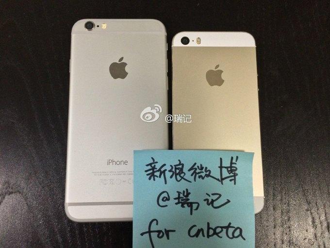 Китайцы выложили видео с работающим и якобы подлинным iPhone 6. Изображение № 2.