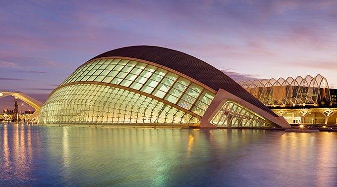 10 высокотехнологичных музеев мира. Изображение № 6.