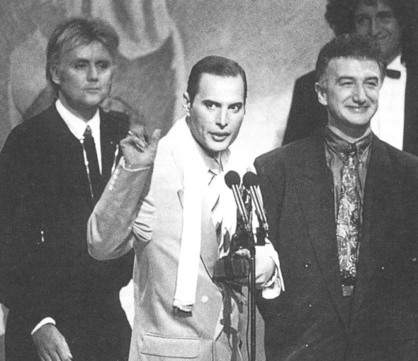 """36 лет назад альбом """"Queen"""" """"A Night at the Opera"""" стал золотым. Изображение № 2."""