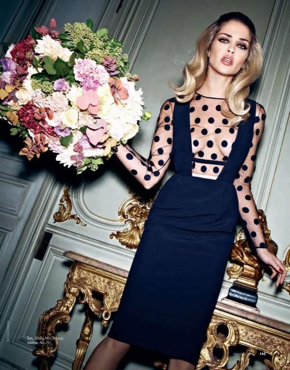 Съёмка: Ана Беатрис Баррос для Elle. Изображение № 9.