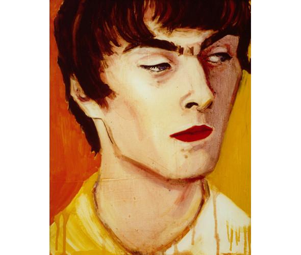 Изображение 25. Черты лица: 10 портретистов.. Изображение № 28.