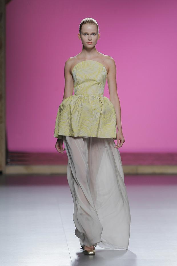 Madrid Fashion Week SS 2013: DUYOS. Изображение № 11.