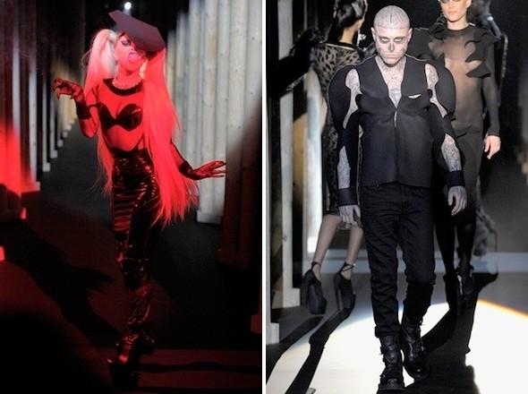 Изображение 1. Показы на Paris Fashion Week FW 2011: день 2.. Изображение № 14.