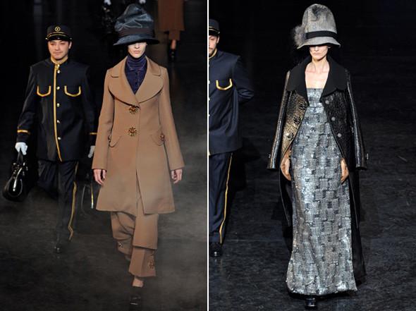 Показы Paris Fashion Week FW 2012: День 9. Изображение № 2.
