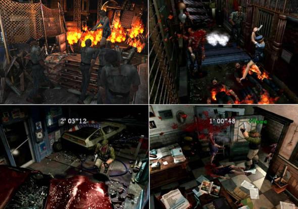 История Resident Evil. Изображение № 6.