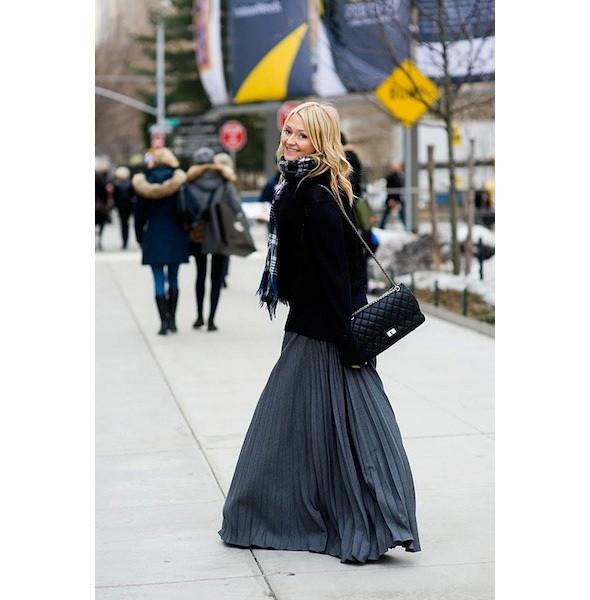 Изображение 180. На полях: 10 тенденций уличного стиля с прошедших недель моды.. Изображение № 180.