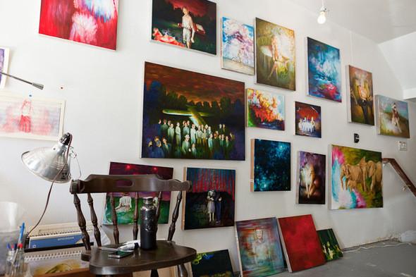 Изображение 18. Выставка Vanessa Prager в Лос-Анджелесе.. Изображение № 1.