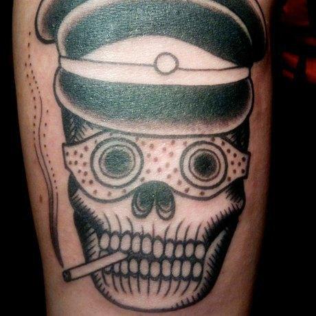 10 любимых татуировщиков Дмитрия Зеленцова. Изображение № 38.