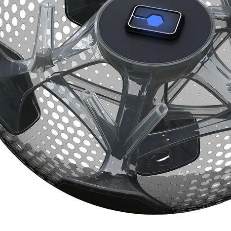 Мексиканские дизайнеры разработали футбольный мяч будущего. Изображение № 8.
