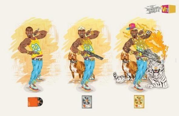 Изображение 9. Иллюстраторы: Y&R.. Изображение № 12.