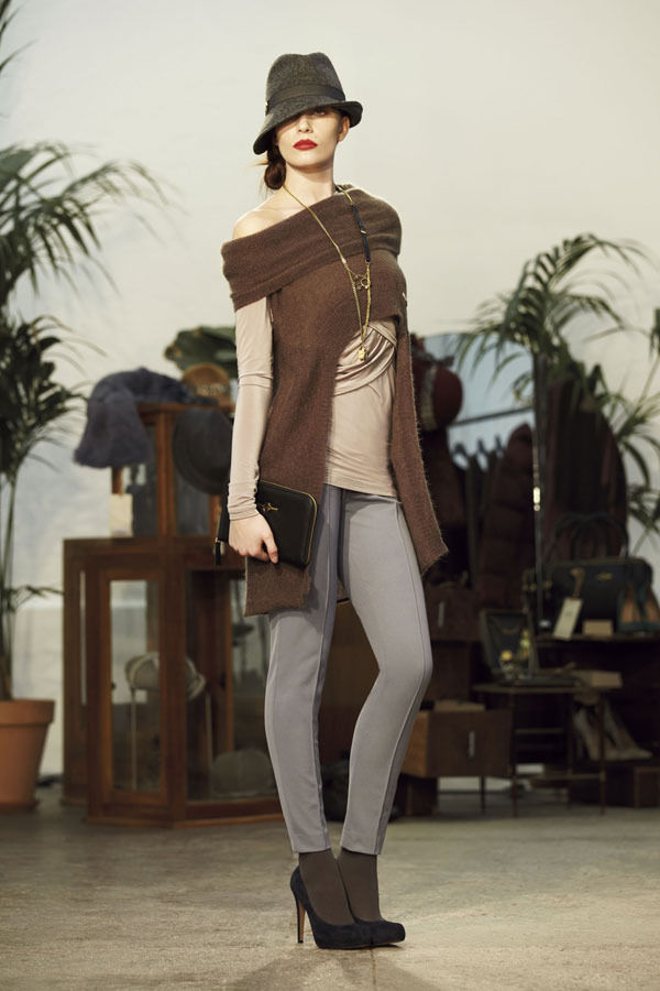 Ретро всегда в моде. Aniye By, осень-зима 2012/13. Изображение № 10.