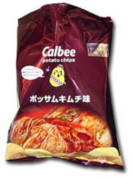 Несъедобное съедобно - какие бывают чипсы. Изображение № 71.