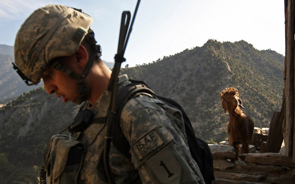 Афганистан. Военная фотография. Изображение № 291.