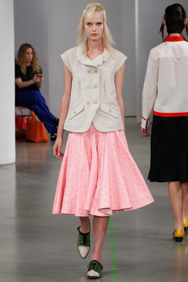 Неделя моды в Нью-Йорке: День 1. Изображение № 18.