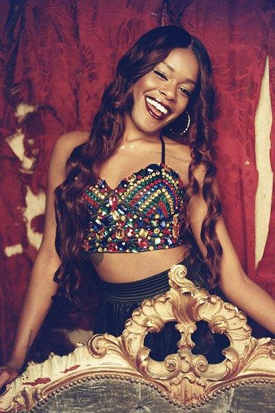 Азилия Бэнкс, хип-хоперша и любительница сипанка. Изображение № 13.