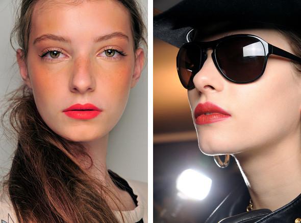 Перевести стрелки: тенденции макияжа FW 2010. Изображение № 1.