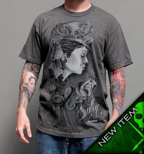 От лучших татуировщиков мира: Sullen Clothing. Изображение № 12.