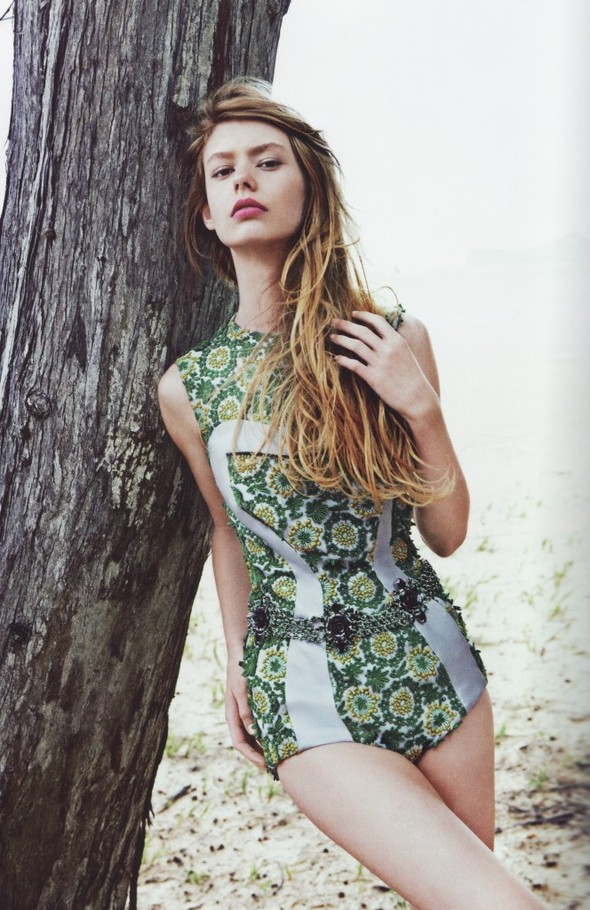 Съёмки: Antidote, Lula, Numero и Vogue. Изображение № 30.