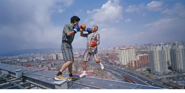 Летающие и падающие люди Ли Вея. Изображение № 15.