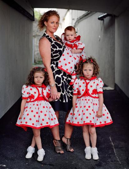 Изображение 1. Ирландская мода и наряды для праздников.. Изображение № 2.