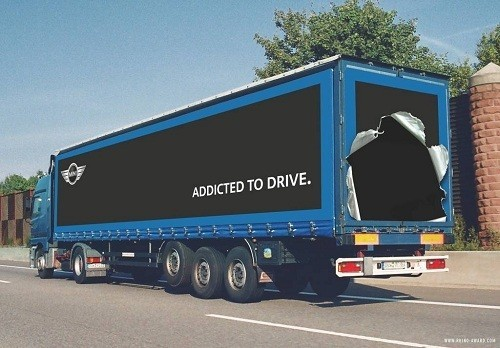 Потрясающая реклама на грузовиках. Изображение № 10.