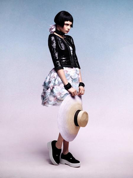 Лукбуки: Chanel, Ksubi и Louis Vuitton. Изображение № 8.