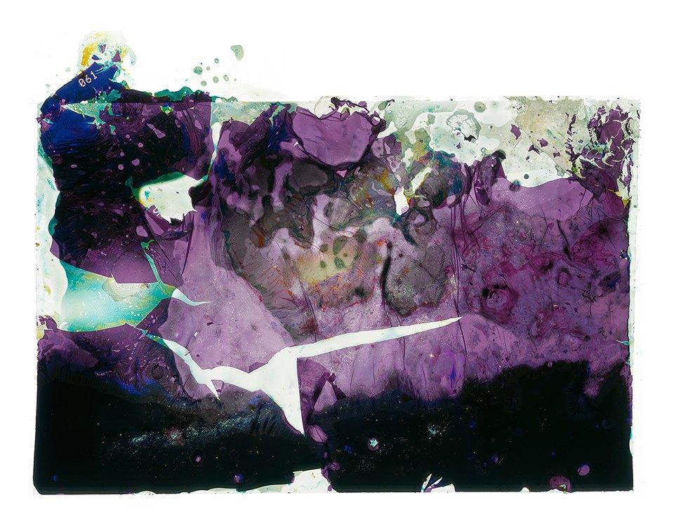 Космические пейзажи, созданные бактериями . Изображение № 13.