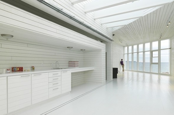 Long Studio, Fogo Island by Saunders Architecture на thisispaper.com. Изображение № 7.