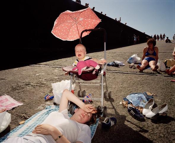 Фотограф Magnum Мартин Парр даст мастер-класс на пляже. Изображение № 6.