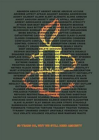Изображение 12. Выставка: 50 лет Amnesty International.. Изображение № 1.